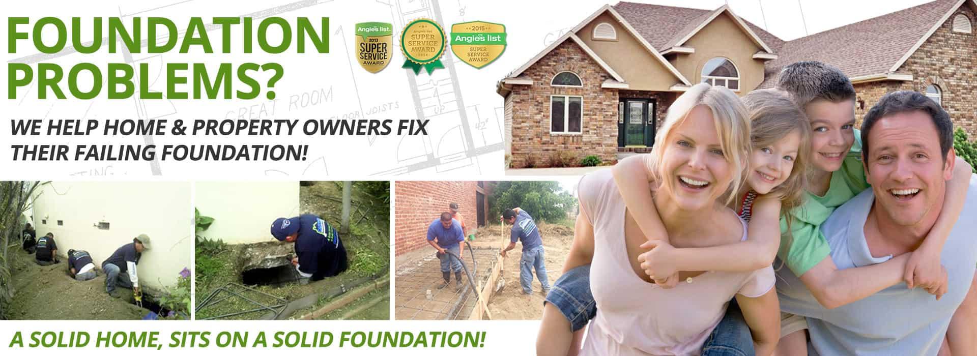 foundation repair los angeles