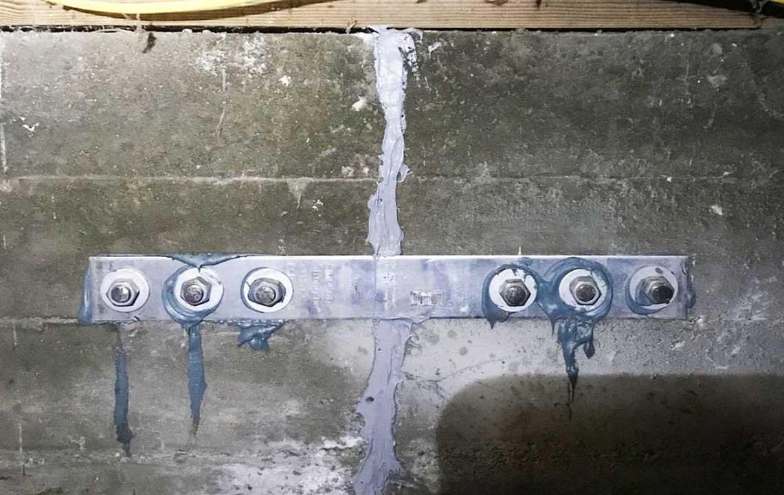 crack repair