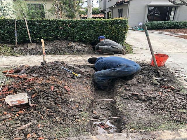 foundation repair in hawthorne