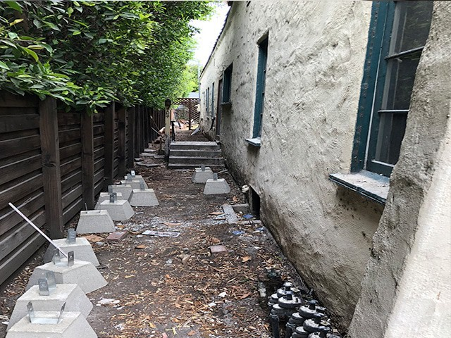foundation repair pacific palisades