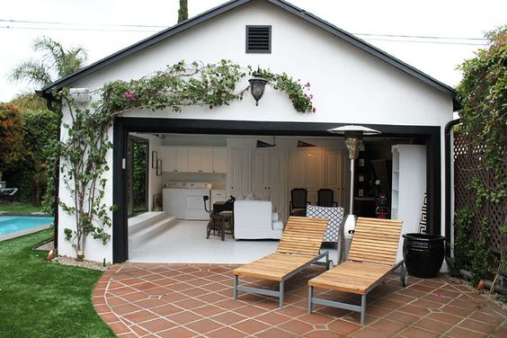 Garage conversion in los angeles